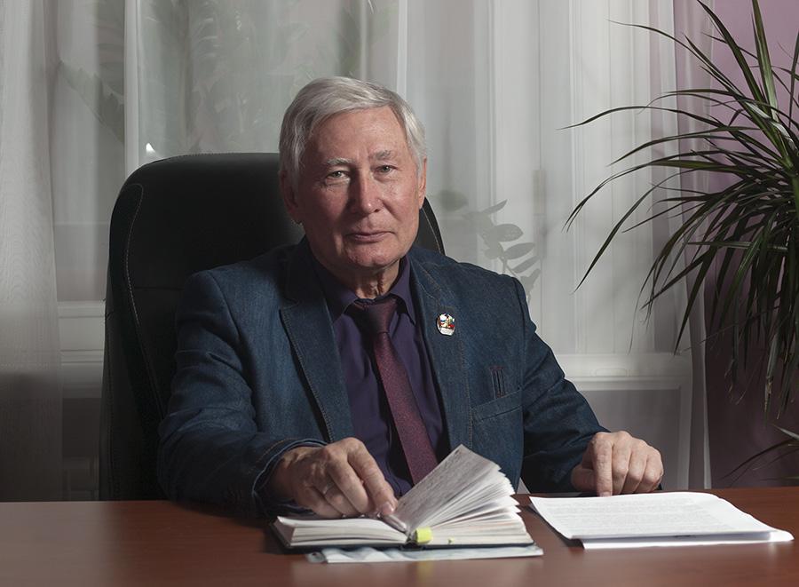 Юрий Баранов удостоен звания «Заслуженный работник культуры и искусства Иркутской области»