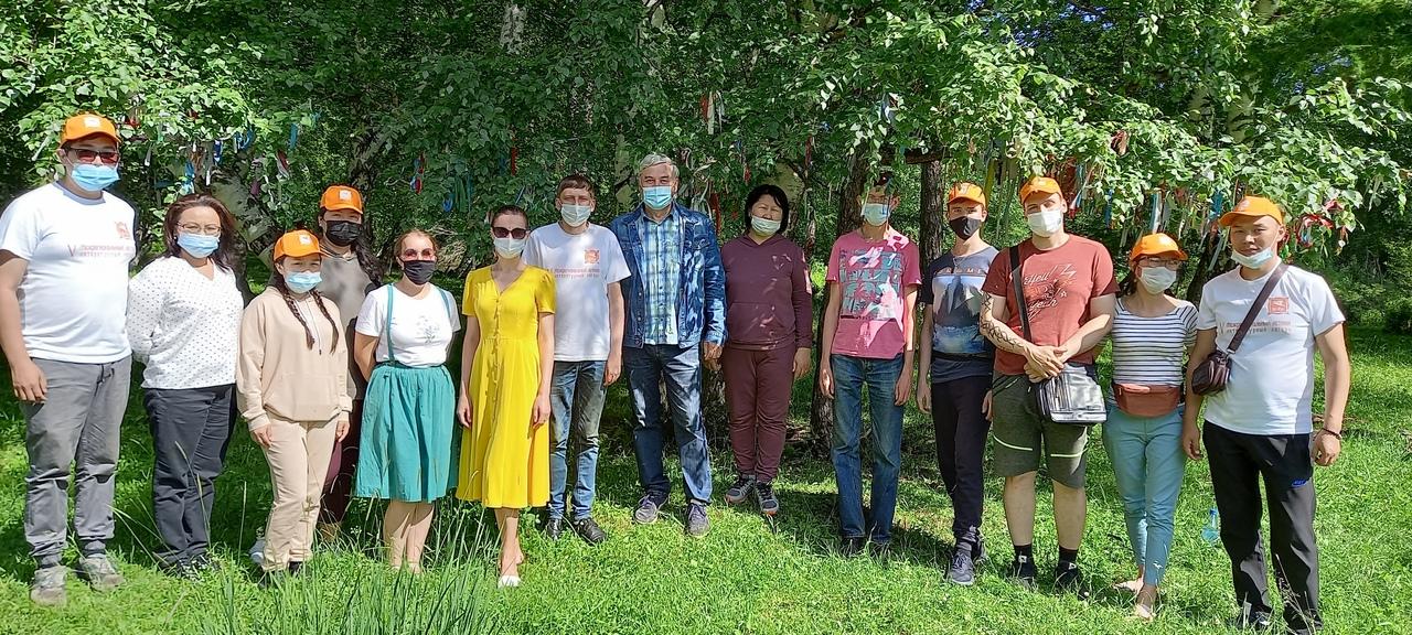 V Межрегиональный летний литературный лагерь в Хакасии